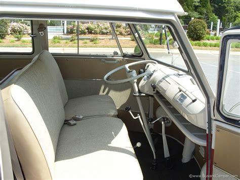 volkswagen van inside vw bus cer interior vw cer 1967 deluxe bus