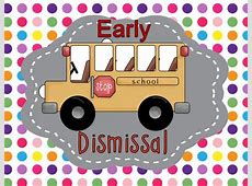 Friday, April 17th – Early Dismissal – Beaconsfield Junior