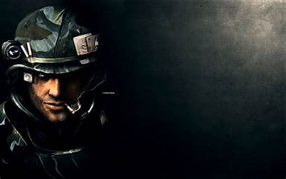 Soldier Dark Military Wallpapers