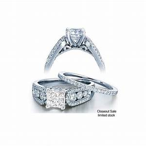 Closeout diamond rings wedding promise diamond for Diamond wedding rings on sale