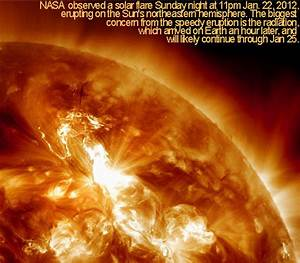 Strongest solar storm in years, bombarding Earth w ...