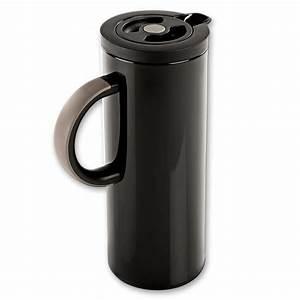 Teekanne 1 Liter : 1 liter isolierkanne kaffeekanne teekanne thermosflasche thermoskanne metall ebay ~ Whattoseeinmadrid.com Haus und Dekorationen