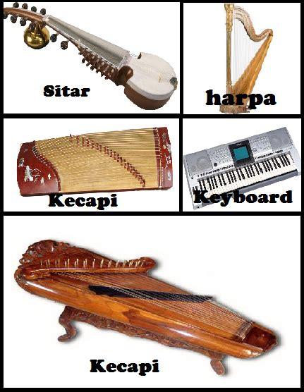 Terjawab • terverifikasi oleh ahli. Gambar Alat Musik Harmonis Ritmis Melodis - BLENDER KITA