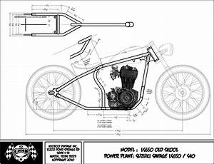 Motor Bicycle Building With Numerous Engravings And Diagrams