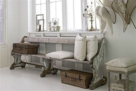 Vintage Home Style : Blanco Roto-shabby Chic-vintage