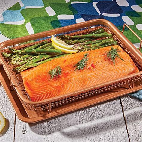 copper chef copper crisper  healthy cooking source