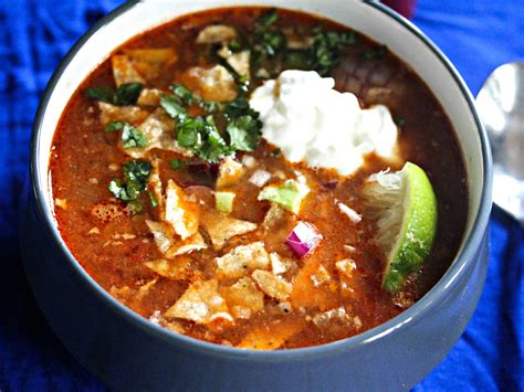 cooker chicken tortilla soup 11 crock pot recipes to serve a crowd chowhound
