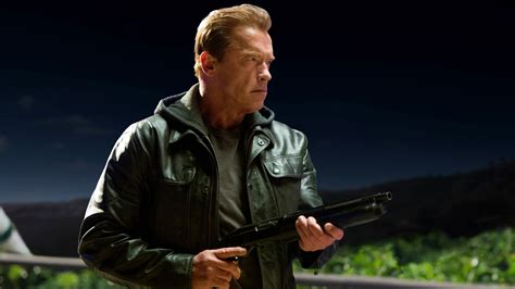 Arnold Schwarzenegger Terminator Genisys Wallpapers Hd Wallpapers Id 14005