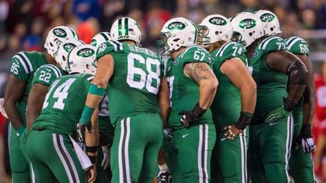 color rush heres  bills  jets   wearing