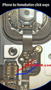 Iphone 6s Home Key Button Not Working Problem Solution