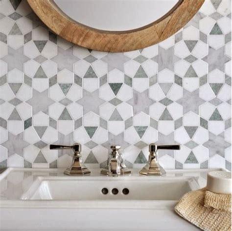 moroccan tiles kitchen backsplash la fabrique à déco choisir un carrelage original pour sa