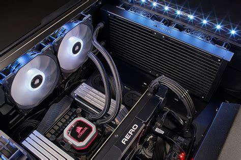 corsair hydro series  pro rgb mm performance
