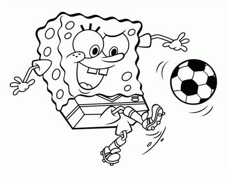 Coloring Page Spongebob - Sanfranciscolife