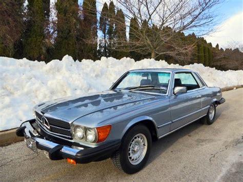 (2.05) based on 243 votes. Mercedes-Benz 450SLC for Sale - Hemmings Motor News