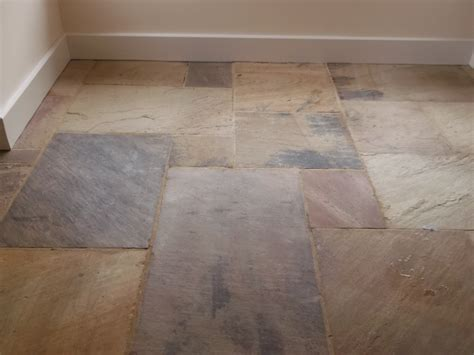 sandstone tiles the characteristics of hard floors part iii non resilient flooring gary fage s cleaning