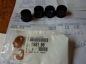 Joint Injecteur 1 4 Hdi : voir le sujet fuite injecteur moteur ~ Melissatoandfro.com Idées de Décoration