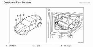 Nissan 370z 2011 Factory Service Repair Manual