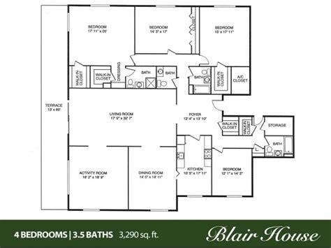 4 bedroom 2 bath house plans 4 bedroom 2 bath house plans 2017 house plans and home design ideas no 5790