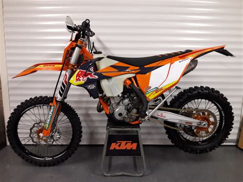 2017/2018 Ktm Exc Plastics And Graphics Kit