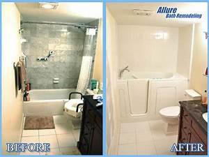 Bathtub conversions for seniors in phoenix scottsdale for Bathroom conversions for elderly