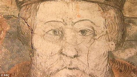 devils   detail sixteenth century mural