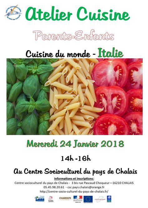 atelier cuisine parents enfants atelier cuisine parents enfants centre socioculturel du pays de chalais