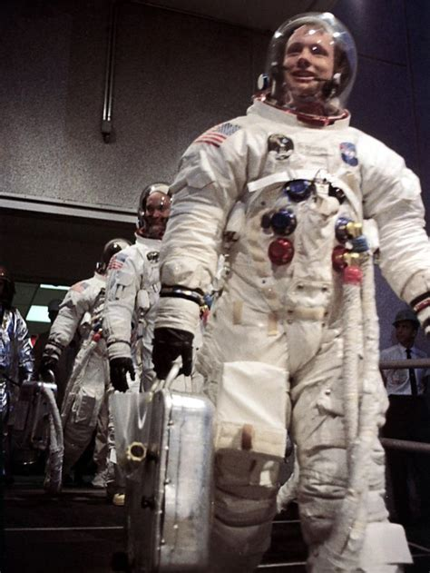 neil armstrong and his apollo 11 crewmates abc news australian broadcasting corporation