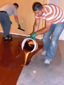Epoxy Garage Floors Houston by Garage Flooring Ideas Amp Projects From