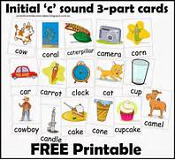 Education Ideas FREE Printable Initial C Three Part Cards 1ymzBtty Things That Start With Letter U Book Covers Short I Words Related Keywords Suggestions Short I Words Long Tail How To Play And Win Bananagrams Scrabble 39 S Addictive And Fast