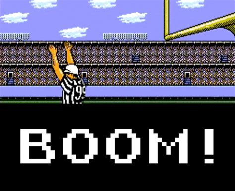tecmo bowl gifs find share  giphy