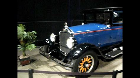 Antique Luxury Cars Of The 1920's