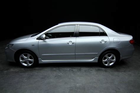 Toyota Corolla Altis Picture by 2012 Toyota Corolla Altis 1 8 G A T Second Cars In
