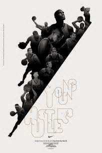 Nike Basketball Graphic Design