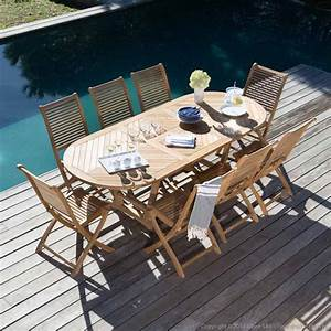 Table De Jardin Aluminium Jardiland : table de jardin extensible jardiland latest salon de ~ Melissatoandfro.com Idées de Décoration