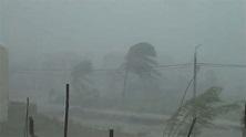 Typhoon Xangsane Extreme Hurricane / Cyclone Stock Footage ...