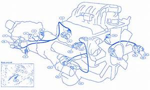 Nissan Xe 2003 Engine Part Electrical Circuit Wiring