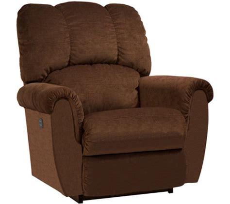 la z boy oversized power rocker recliner w memory