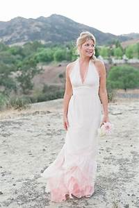 Pretty like a dream ombre dress trends for your big day for Pink ombre wedding dress