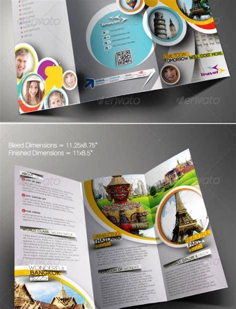 contoh brosur wisata ziarah simak gambar berikut