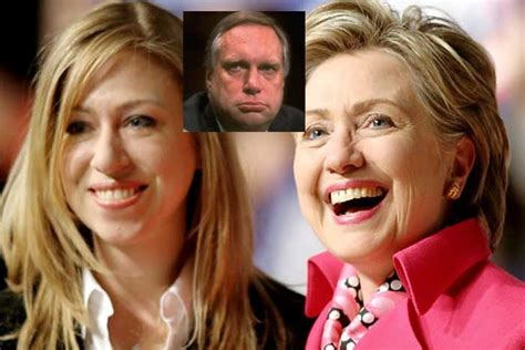 Chelsea Clinton Isn't Bill Clinton's Daughter