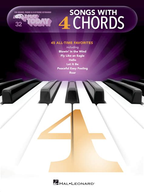 Rock or bust four chords for this one. Songs with 4 Chords - E-Z Play Today Volume 32   Hal Leonard Online