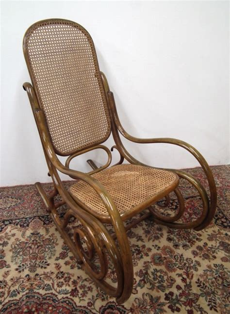 antique bentwood rocking chair antiques co uk