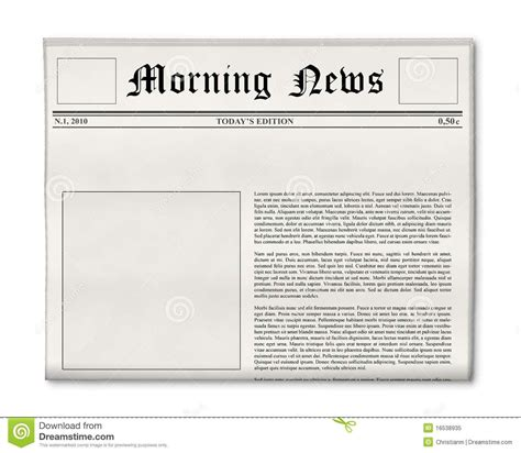 Blank Newspaper Layout  Google Search Egdga1