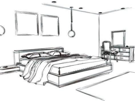 Interior Design Sketches Living Room  Google Search