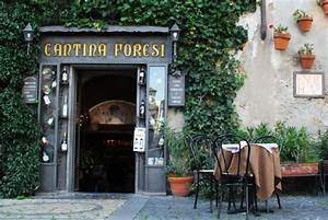 An authentic Italian caffe, with espresso