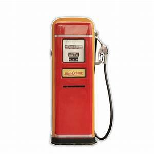 Pompe A Essence : pompe essence vintage en carton ~ Dallasstarsshop.com Idées de Décoration