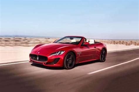 Gambar Mobil Maserati Grancabrio by Maserati Grancabrio Price Spec Reviews Promo For