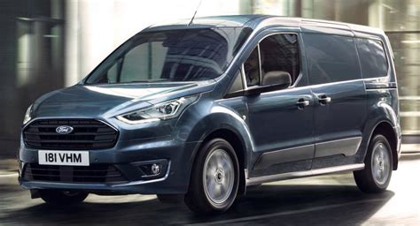 ford transit connect redesign