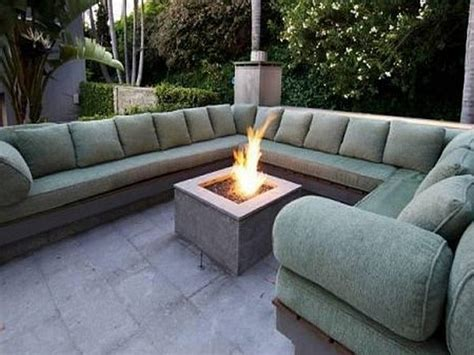 outdoor pottery barn outdoor furniture sectional