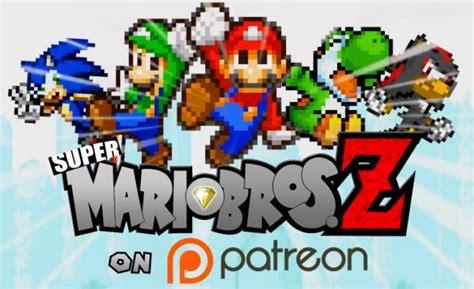 Nintendo Takes Down Super Mario Bros. Z Patreon